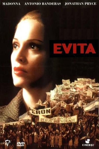 Madonna Argentina Movie : madonna, argentina, movie, Evita, Movie, Review, Summary, (1997), Roger, Ebert