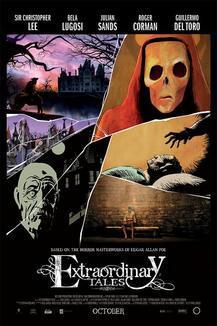 Widget extraordinary tales poster