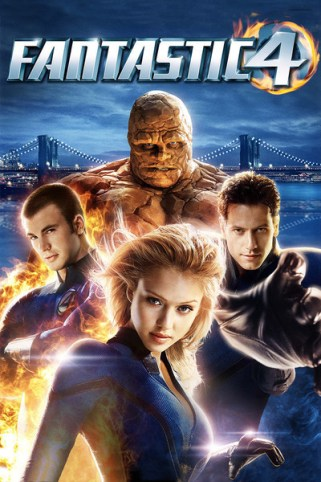 Image result for fantastic four movie