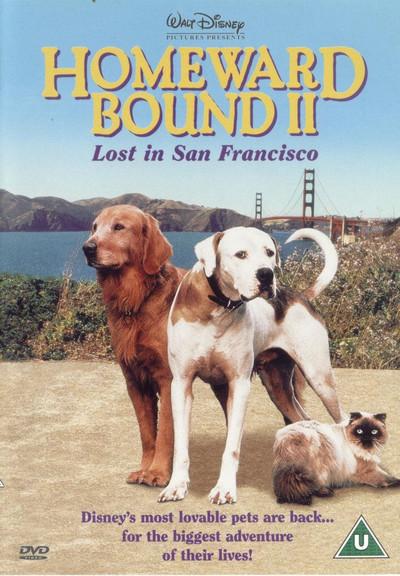 Homeward Bound 2: Lost in San Francisco (1996)