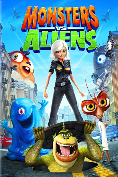 Monsters Vs Aliens Movie Review (2009)  Roger Ebert