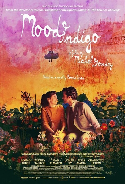 Mood Indigo Movie Poster