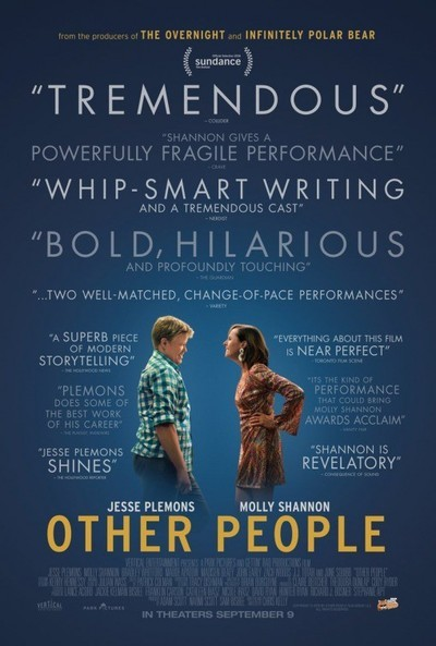 Other People Movie Review  Film Summary 2016  Roger Ebert