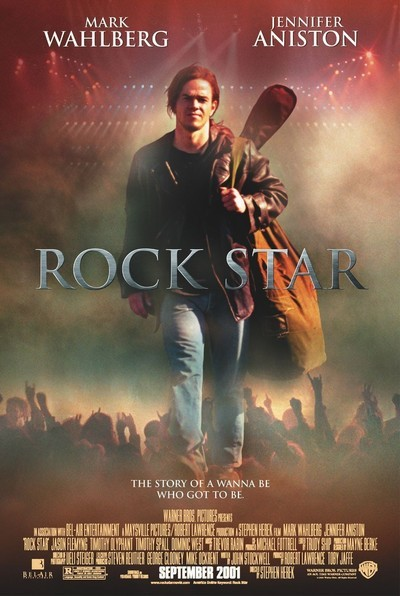 Rock Star Movie Review  Film Summary 2001  Roger Ebert