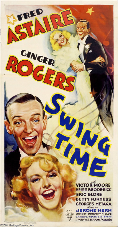 Swing Time movie review & film summary (1936) | Roger Ebert