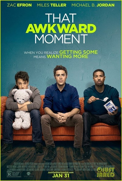 That Awkward Moment Movie Poster