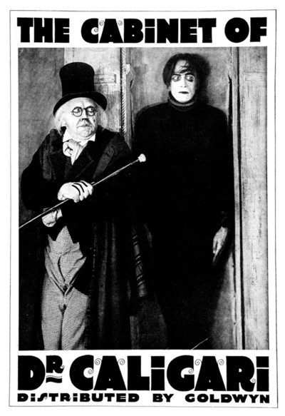 The Cabinet of Dr Caligari Movie Review 1920  Roger Ebert