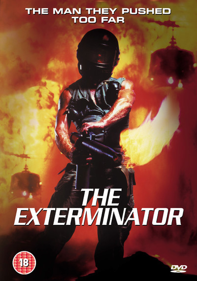 The Exterminator Movie Review 1980  Roger Ebert