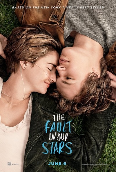 The Fault in Our Stars Movie Poster