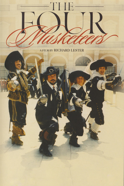 The Four Musketeers Movie Review (1975) | Roger Ebert