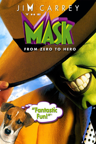 Image result for the mask poster