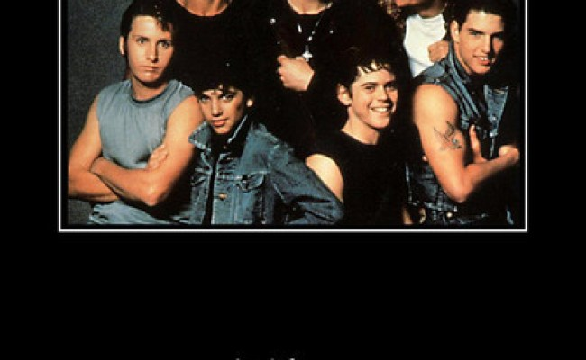 The Outsiders Movie Review Film Summary 1983 Roger Ebert