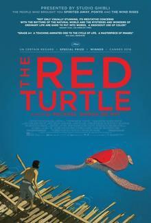 Widget red turtle poster 2017