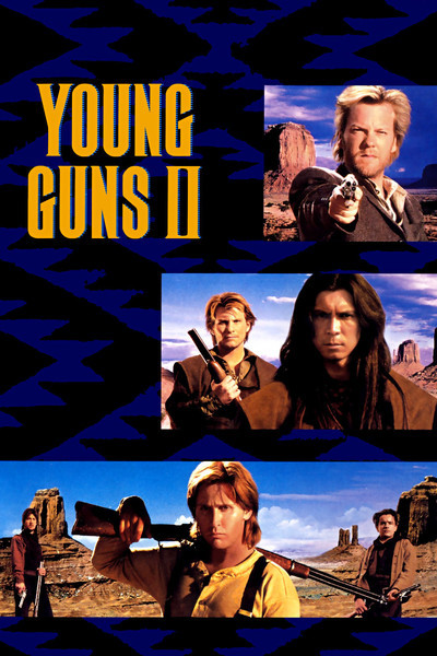 Young Guns II Movie Review Film Summary 1990 Roger Ebert