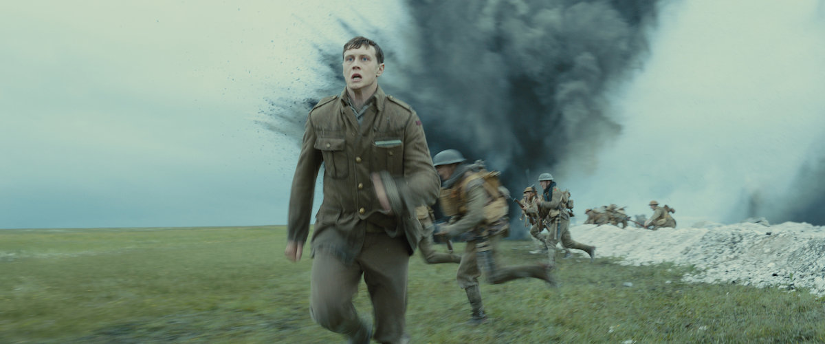 1917 Movie Takes Us To The Horror Of World War 1 For 2 Hours   Fly FM