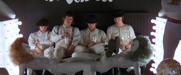 A Clockwork Orange movie review (1972) | Roger Ebert