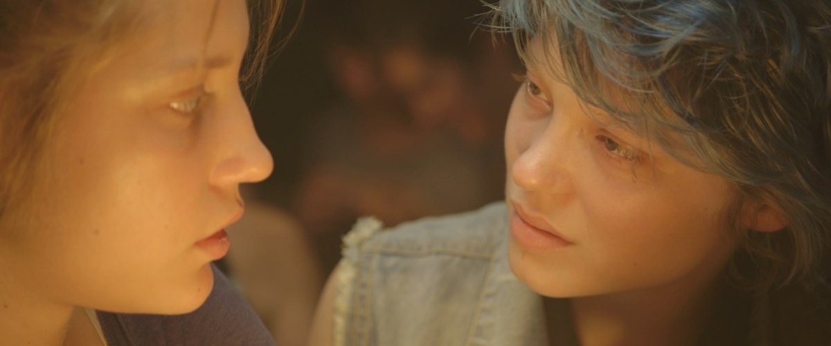 Blue Is the Warmest Color Movie Review