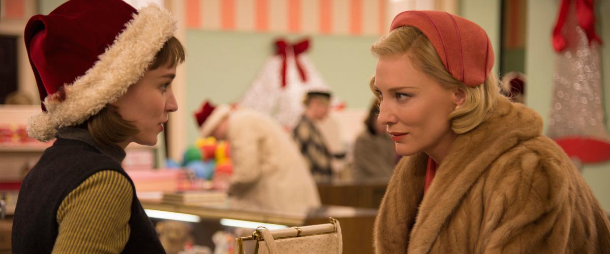 Carol movie review & film summary (2015)   Roger Ebert