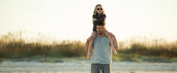 Chris Evans & McKenna Grace in Gifted