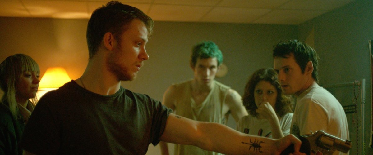 Green Room Movie Review  Film Summary 2016  Roger Ebert
