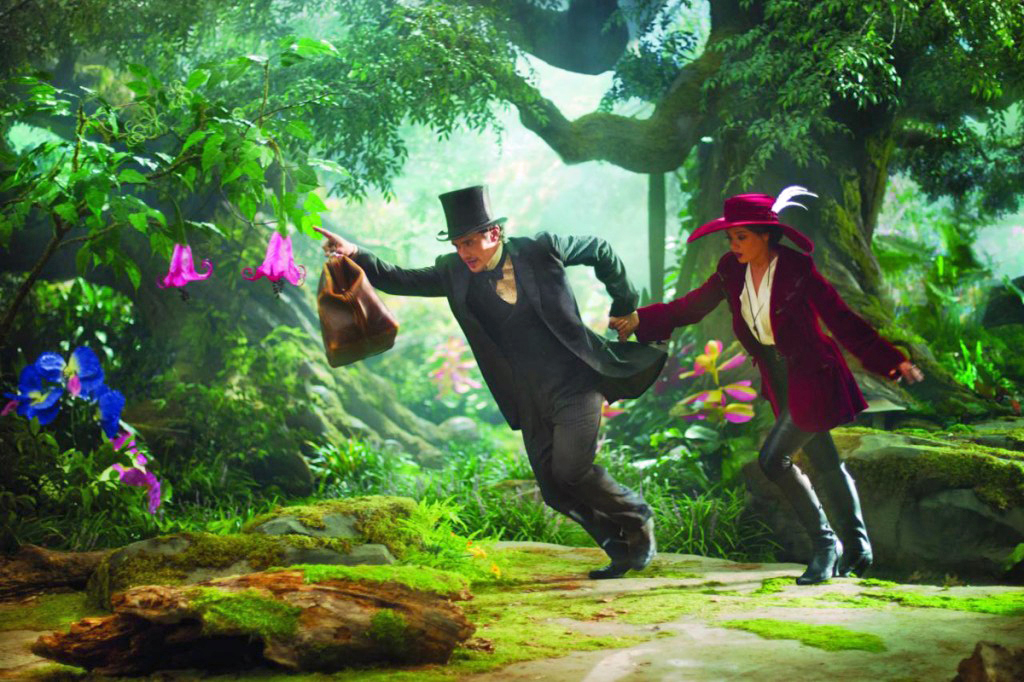 Oz the Great and Powerful movie review (2013) | Roger Ebert