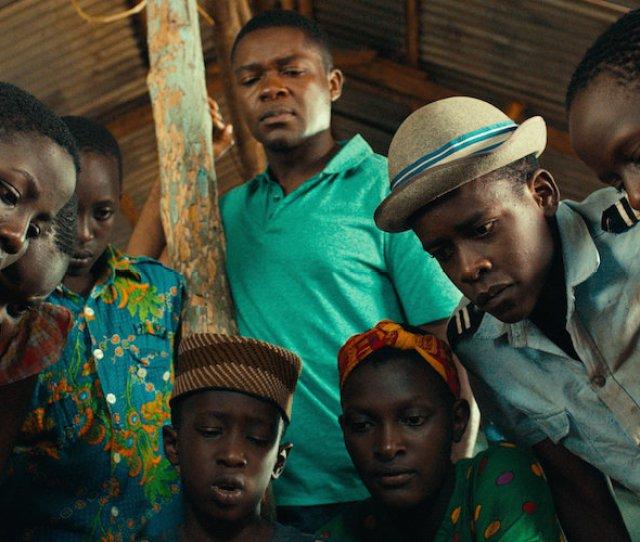 Queen Of Katwe Movie Review Film Summary  Roger Ebert