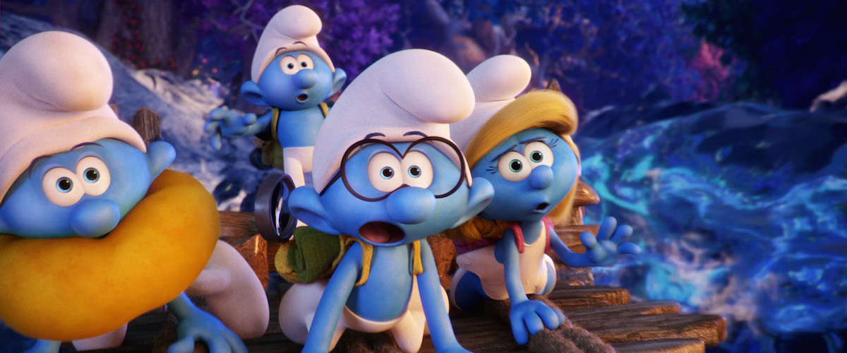 Smurfs The Lost Village Movie Review 2017 Roger Ebert