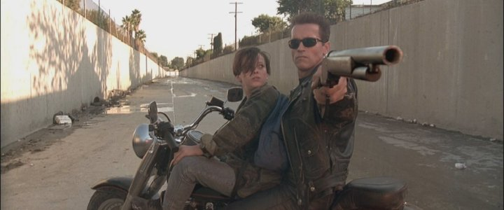 Terminator 2: Judgment Day movie review (1991)   Roger Ebert