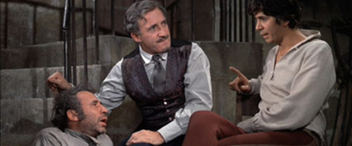 The Twelve Chairs Movie Review 1970  Roger Ebert