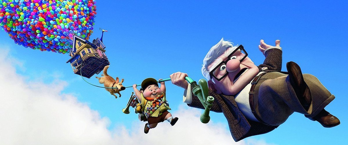 up movie review film