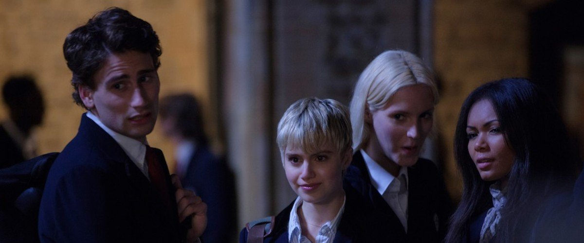 Vampire Academy Movie Review