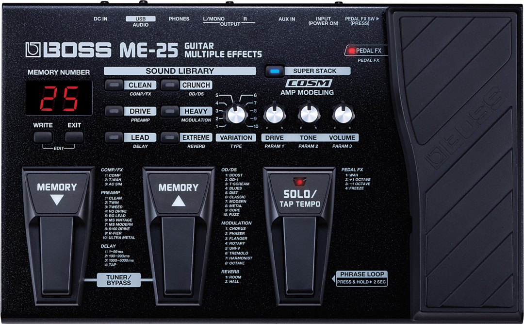 Image result for boss me 25 review