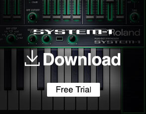 roland system 1 software