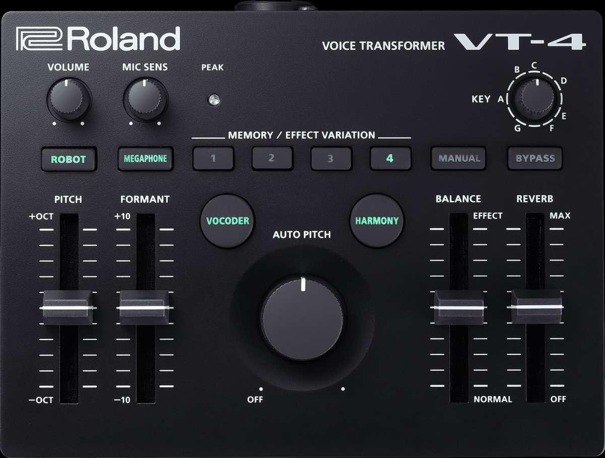 Roland VT-4を買ってみた