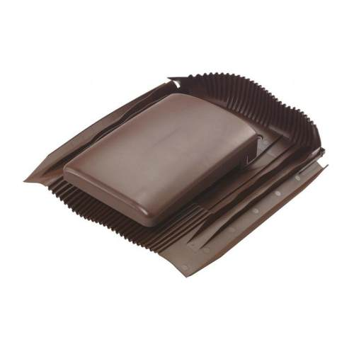 Klober Universal Tile Vent With Cap 15000mm2 Brown