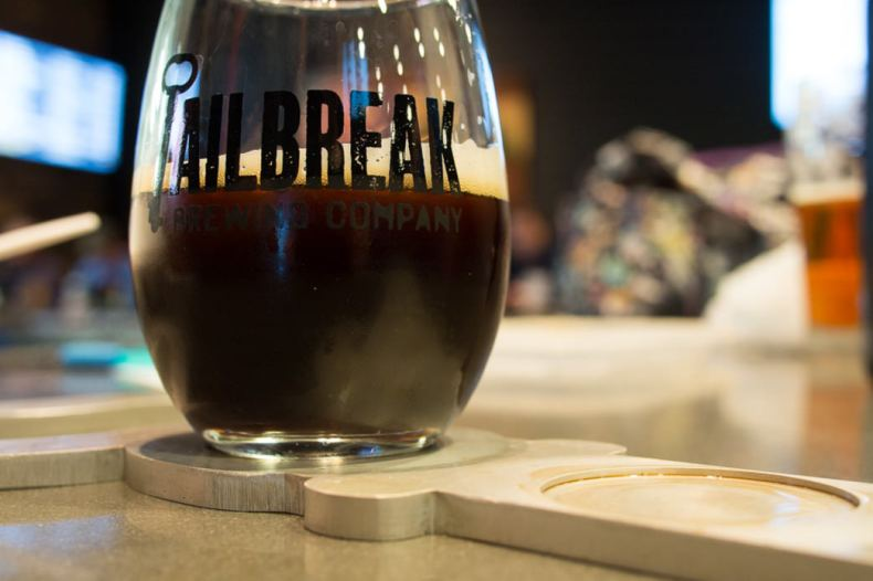 Relatively new to the area beer scene, Jailbreak is known for its inventive -- and tasty -- beers.