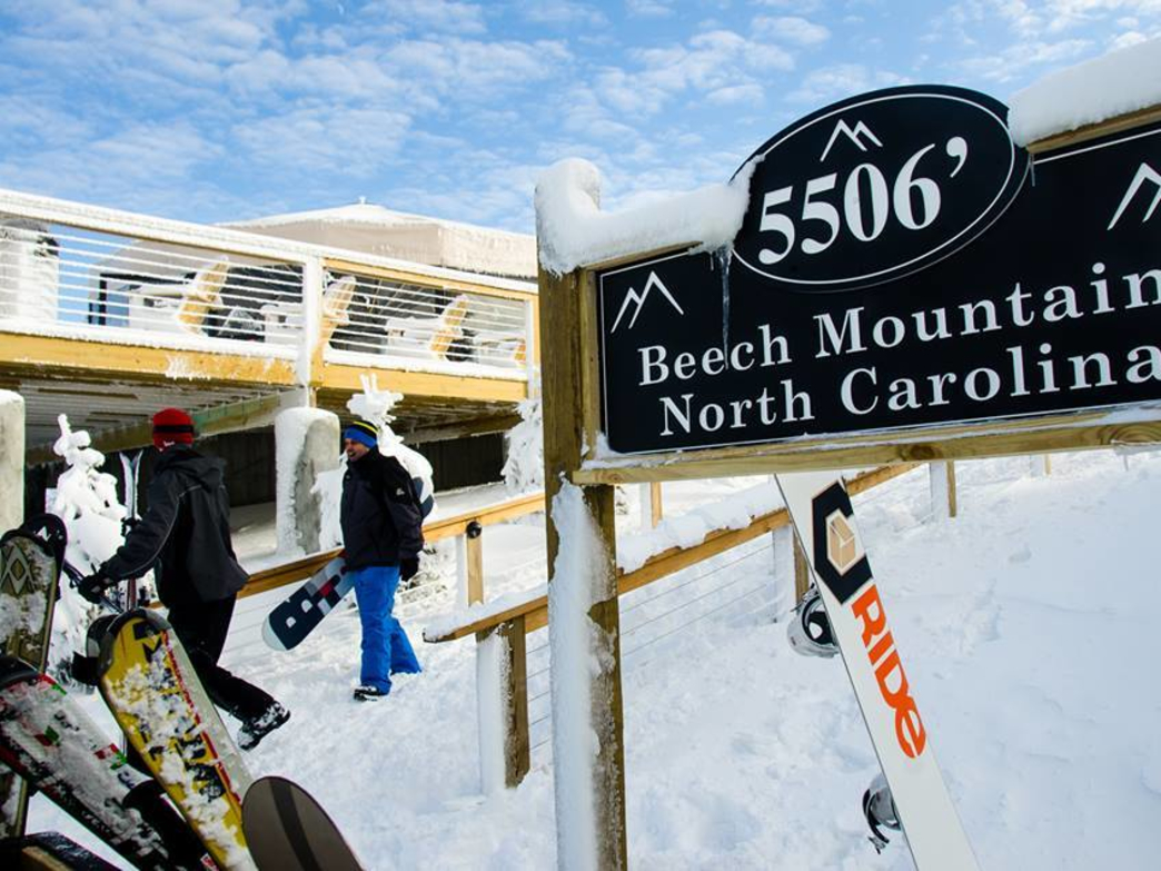 Beech Mountain Nc Shops