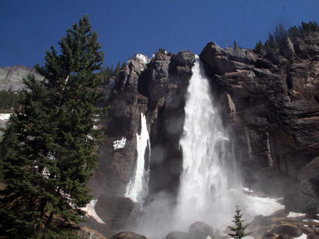 trail map telluride with 8 Best Waterfall Hikes In Colorado on Southwest Colorado Trails in addition Bear Creek Falls Trail additionally Plans Des Pistes likewise San Juan Win And An Elk Mountain Adventure also File Waterfalls in Tomboy  Colorado.