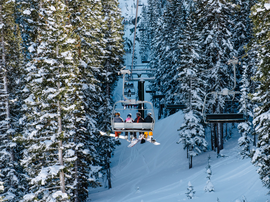 Insiders Guide to Resort Skiing at Brighton