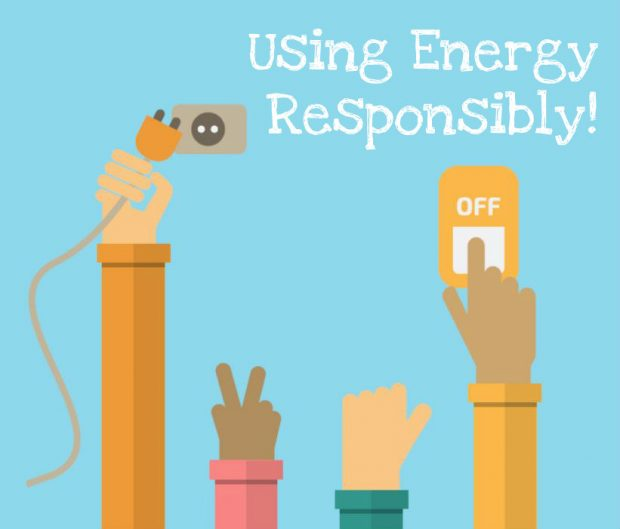 using energy responsibly