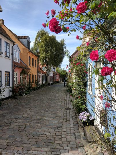 Welcome to Aarhus, one of the prettiest places in one of the happiest countries on earth.