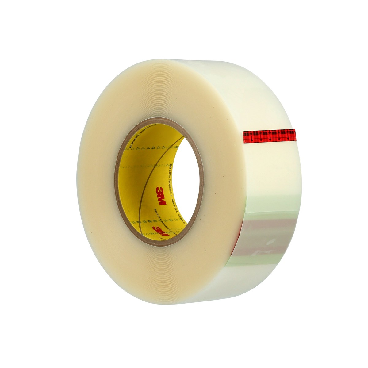 small resolution of 3m 8681hs clear aerospace tape 2 in width x 36 yd length 0 014 in thick 24989