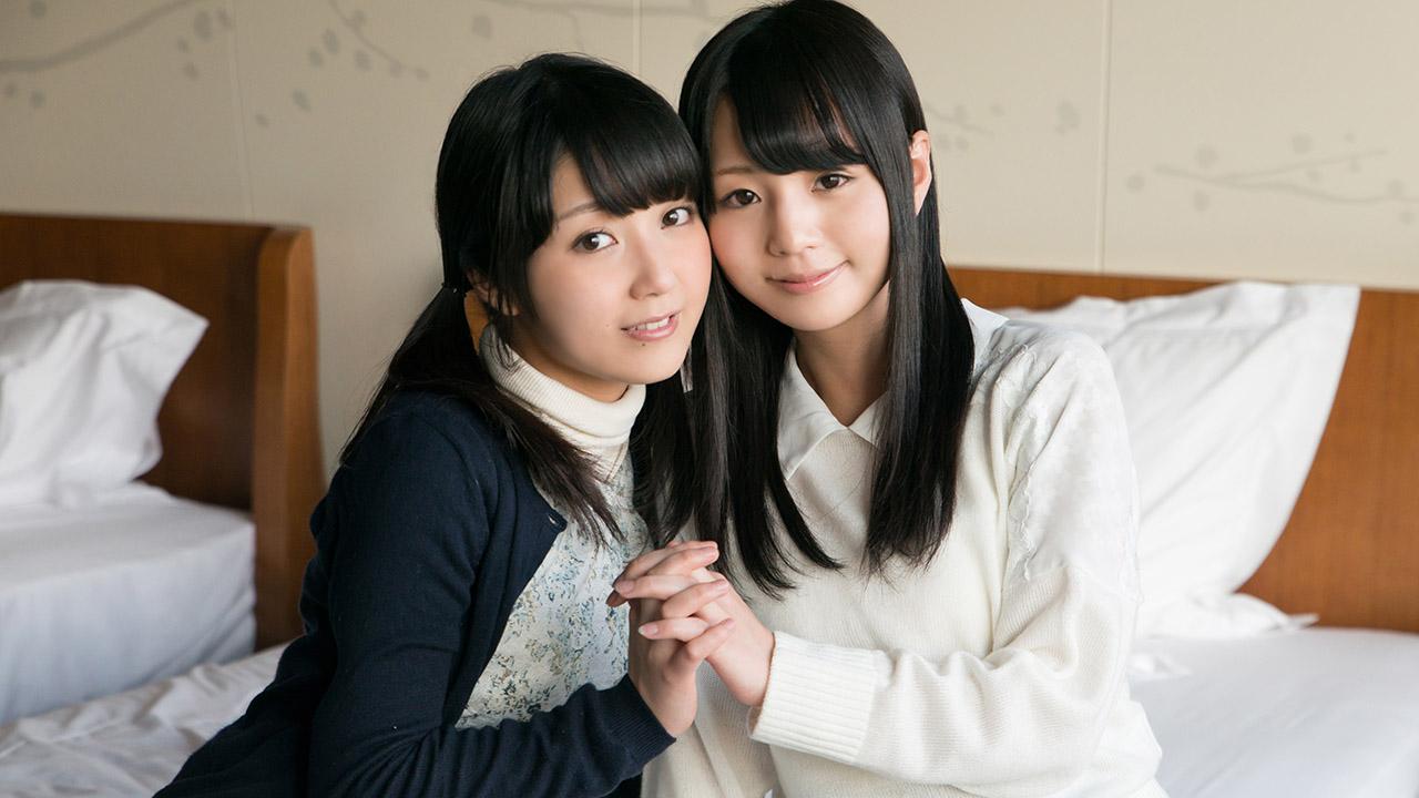 Hitomi & Sayo #1 レズリレー