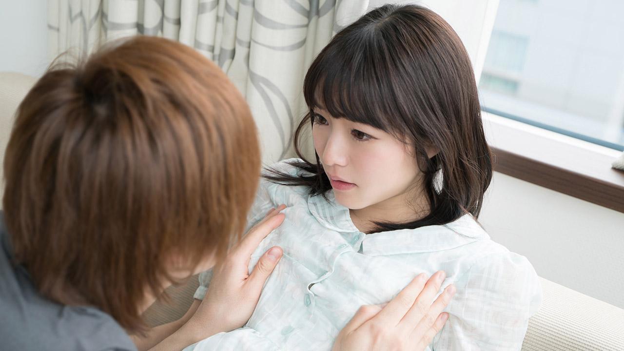 透き通るような白肌の美少女とラブラブエッチ/Ayane