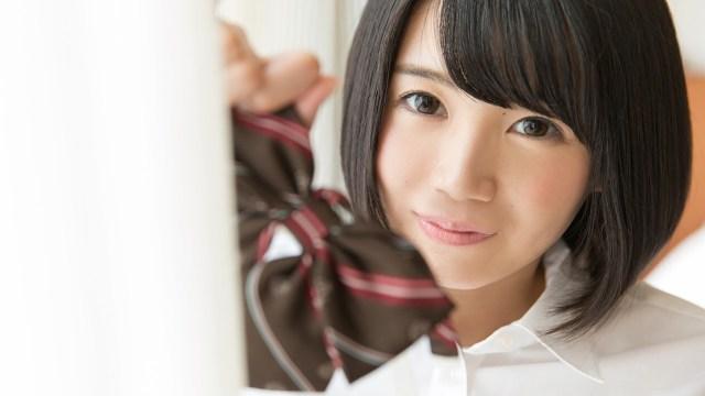 照れ屋な彼女の頬を赤く染める制服エッチ/Suzu #538 Suzu