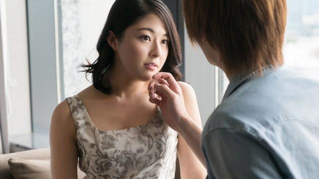 ほがらか美女のフェロモン溢れるセックス/Wakaba