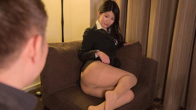 スーツ乱して連続絶頂SEX/Aoi #704 Aoi