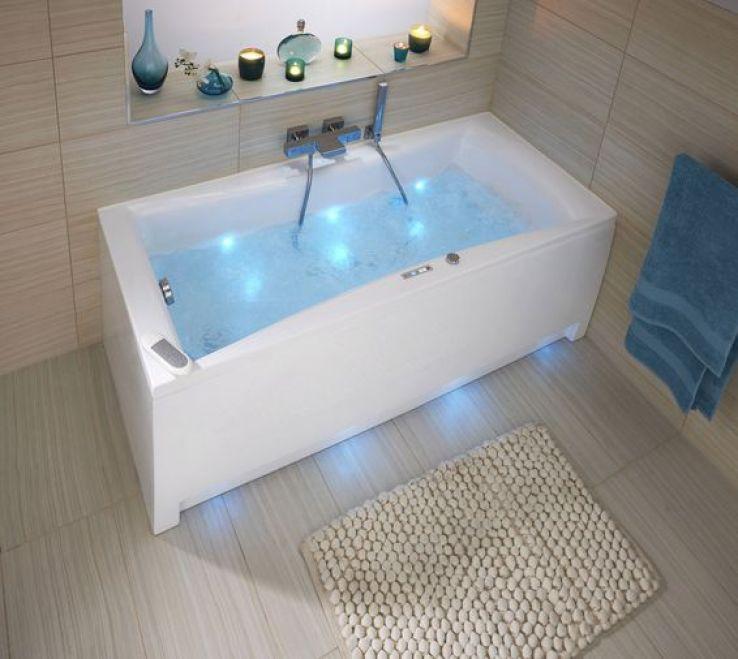 une baignoire balneo a choix multiples