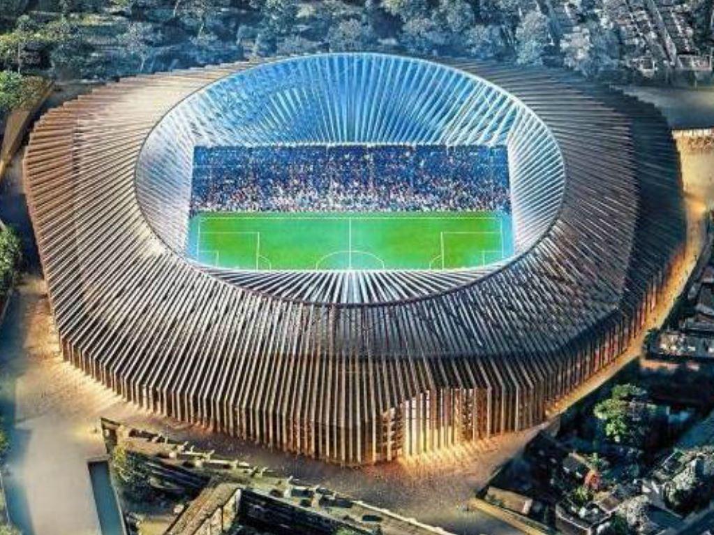 Chelsea Les Plans Du Nouveau Stamford Bridge Valids