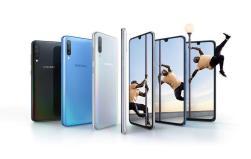 إستعراض هاتف SAMSUNG GALAXY A70 ما الجديد ؟ 1